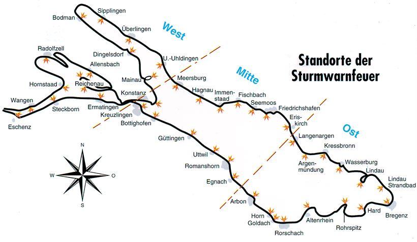 Sturmwarnung Bodensee 1
